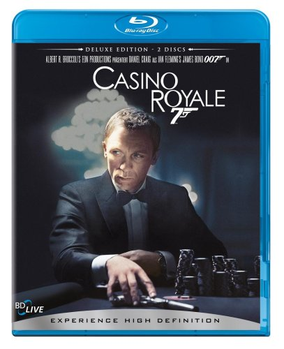 Blu-ray - James Bond 007 - Casino Royale (Deluxe Edition)