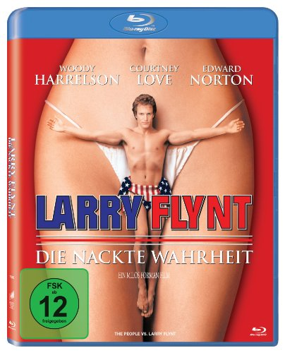 Blu-ray - Larry Flynt - Die nackte Wahrheit