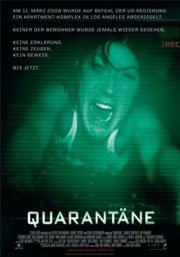 DVD - Quarantäne