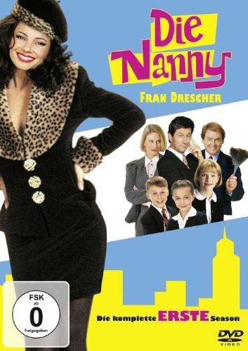 DVD - Die Nanny - Staffel 1 (Amaray-Box)