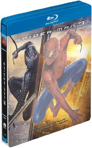 Blu-ray - Spider-Man 3 (2-Disc Steelbook Edition)