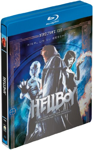 Blu-ray - Hellboy (Director's Cut) (Steelbook Edition)