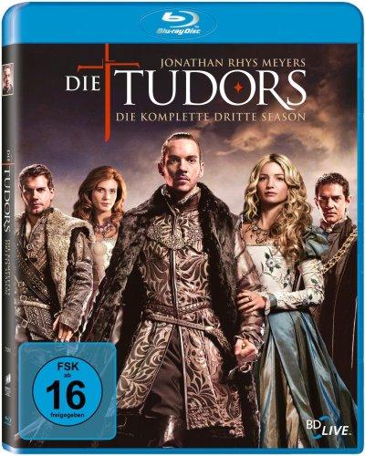 Blu-ray - Die Tudors - Staffel 3
