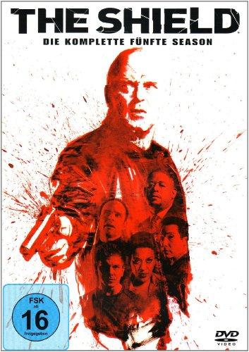 DVD - The Shield - Staffel 5
