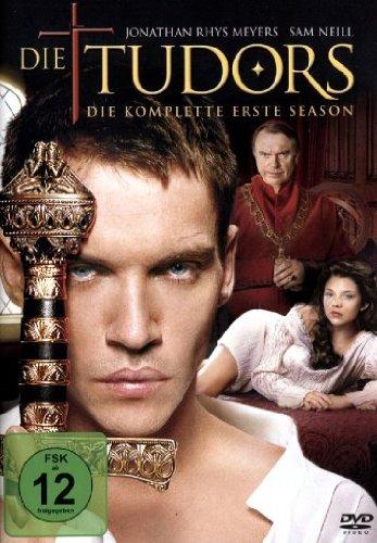 DVD - Die Tudors - Staffel 1 (Amary Box)