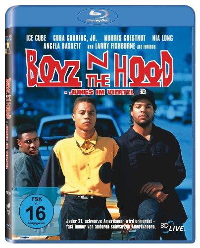 Blu-ray - Boyz'n the Hood - Jungs Im Viertel