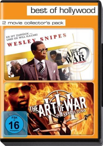 DVD - The Art of War 2: Der Verrat & The Art of War 3: Die Vergeltung (best of hollywood - 2 movie collector's pack)