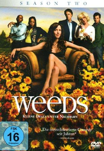 DVD - Weeds - Kleine Deals unter Nachbarn - Staffel 2