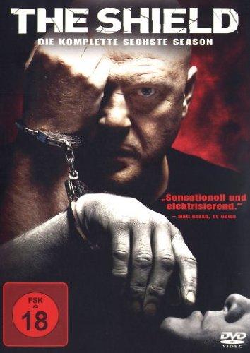 - The Shield - Season 6 [4 DVDs]