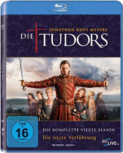 Blu-ray - Die Tudors - Staffel 4