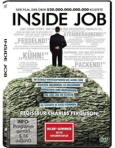 DVD - Inside Job
