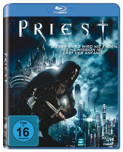 Blu-ray - Priest (Special Edition)