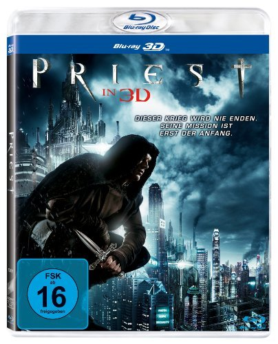 Blu-ray - Priest 3D (Special Edition)
