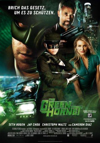 - The Green Hornet (limited Steelbook, exklusiv bei Amazon.de) [Blu-ray]