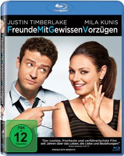 Blu-ray - Freunde mit gewissen Vorzügen