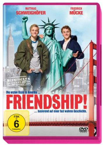 DVD - Friendship! (Pink Edition)