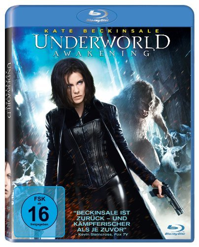 Blu-ray - Underworld 3 - Awakening
