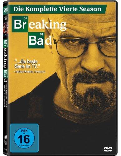 DVD - Breaking Bad - Staffel 4