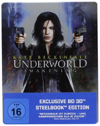 Blu-ray - Underworld Awakening 3D (Steelbook Edition)