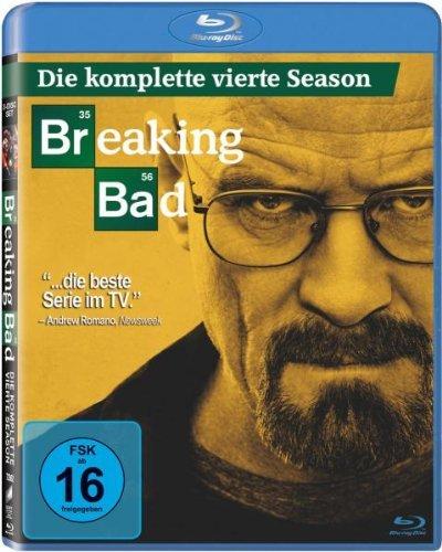 Blu-ray - Breaking Bad - Staffel 4