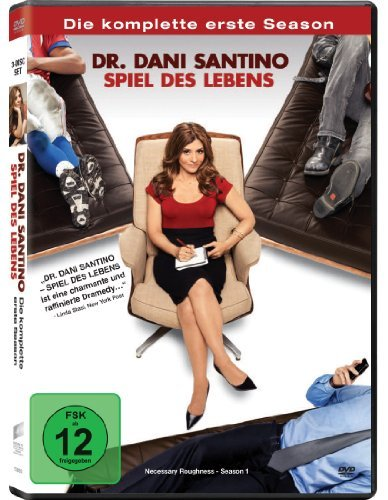 DVD - Dr. Dani Santino - Spiel des Lebens - Staffel 1
