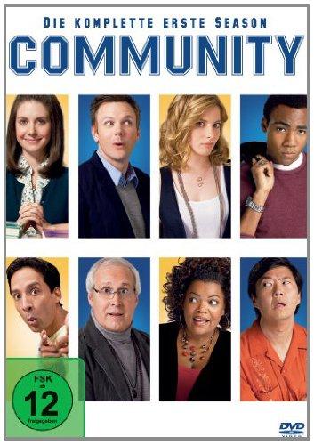 DVD - Community - Staffel 1