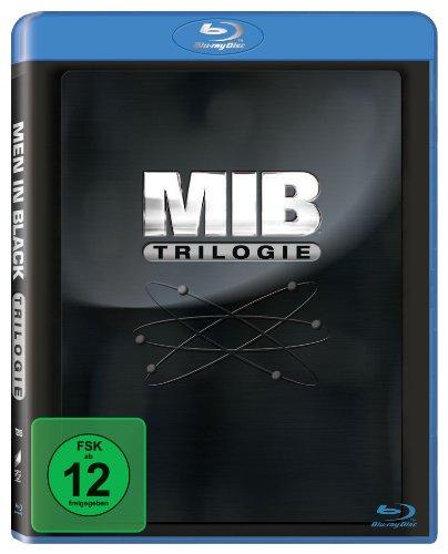 Blu-ray - Men in Black - Trilogie