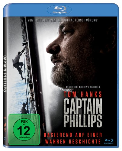 Blu-ray - Captain Phillips
