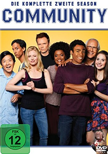 DVD - Community - Staffel 2