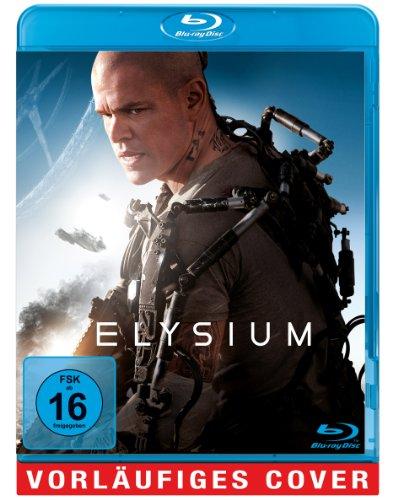 Blu-ray - Elysium