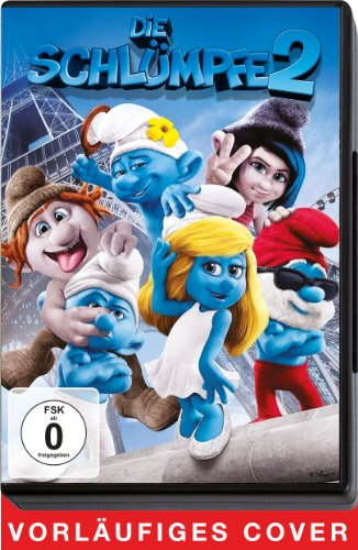 DVD - Die Schlümpfe 2
