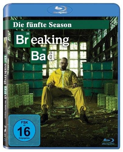 Blu-ray - Breaking Bad - Staffel 5