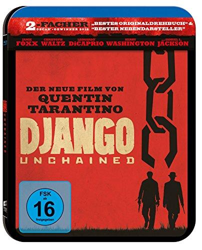 Blu-ray - Django Unchained (Steelbook Edition)