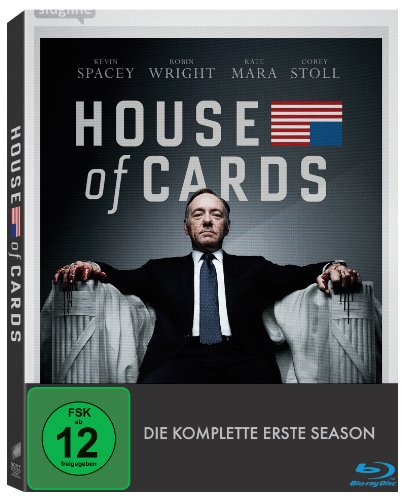 Blu-ray - House of Cards - Staffel 1