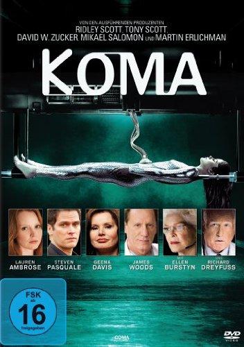 DVD - Koma (2012)