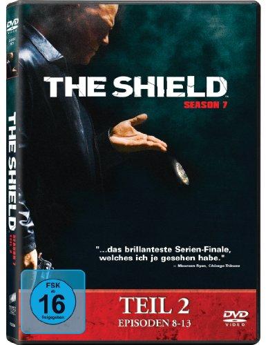 DVD - The Shield - Staffel 7.2 (Episoden 8-13)