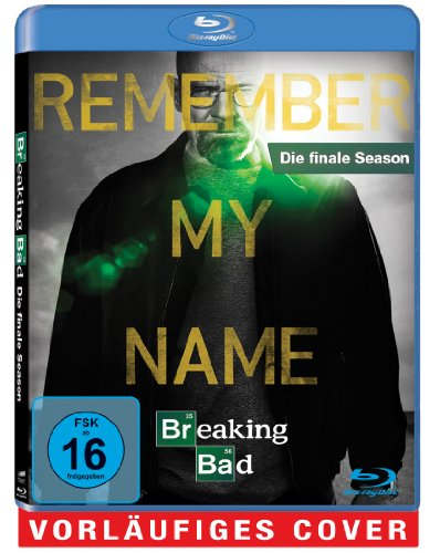 Blu-ray - Breaking Bad - Die Finale Staffel