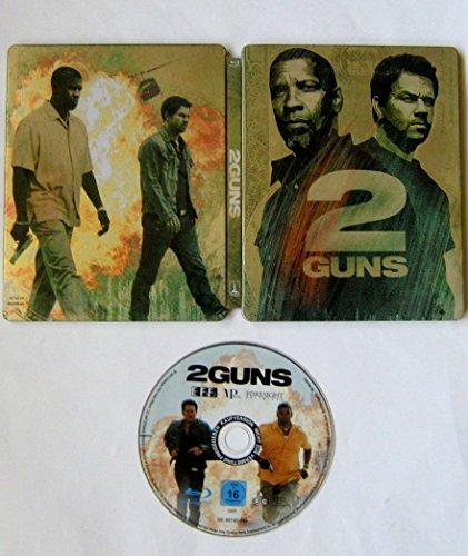 Blu-ray - 2Guns (Steelbook)