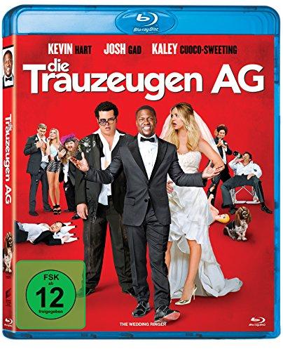 Blu-ray - Die Trauzeugen AG