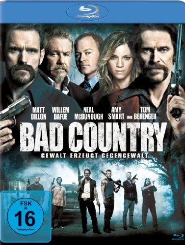 Blu-ray - Bad Country - Gewalt erzeugt Gegengewalt