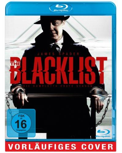 Blu-ray - The Blacklist - Die komplette erste Season [Blu-ray]