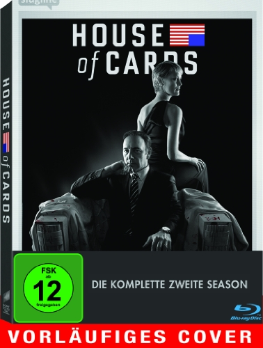 Blu-ray - House of Cards - Staffel 2