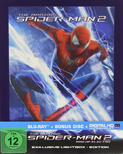 Blu-ray - The Amazing Spider-Man 2 : Rise Of Electro (Lightbox Edition)