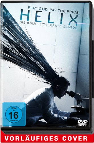 DVD - Helix - Staffel 1