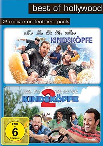 DVD - Best of Hollywood - 2 Movie Collector's Pack: Kindsköpfe / Kindsköpfe 2 [2 DVDs]