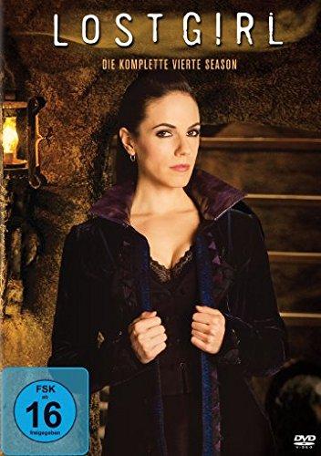 DVD - Lost Girl - Staffel 4