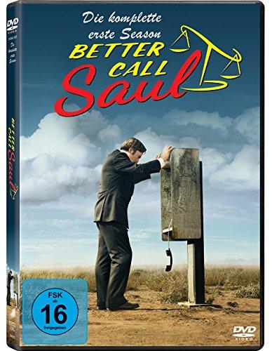 DVD - Better Call Saul - Staffel 1