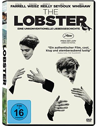 DVD - The Lobster - Eine unkonventionelle Liebesgeschichte