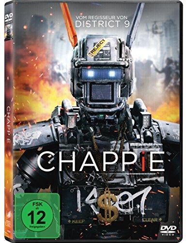 DVD - Chappie