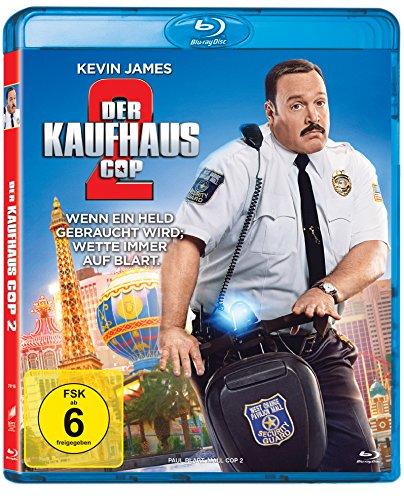 Blu-ray - Der Kaufhaus Cop 2